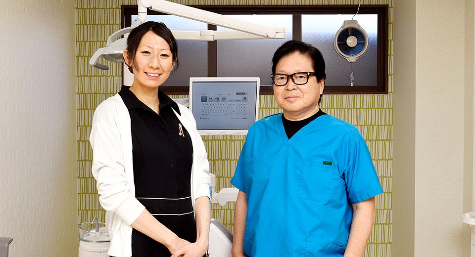 院長 進藤隼人(歯科医師)